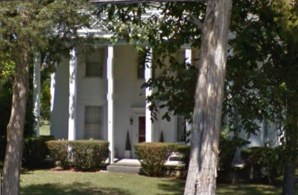 Daniel Miller Randolph house close