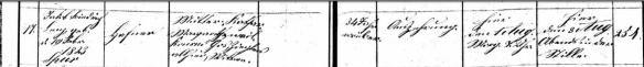 Lenz, Jakob Freidrich death