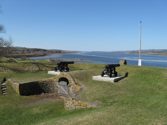 acadian-fort-anne-port-royal