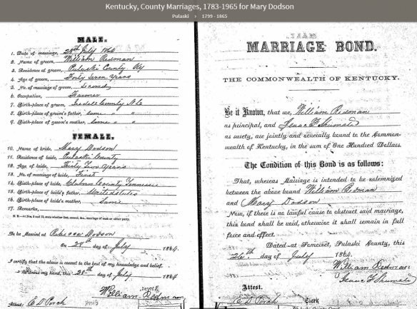 mary-dodson-marriage